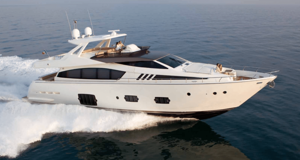 Columbus yacht for charter in Antibes