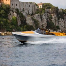 Wajer Osprey 38 motor boat charter Cannes