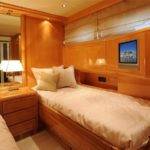 Twin Room in Yacht