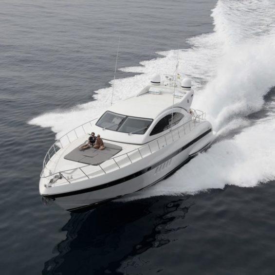 Yacht charter Golfe Juan