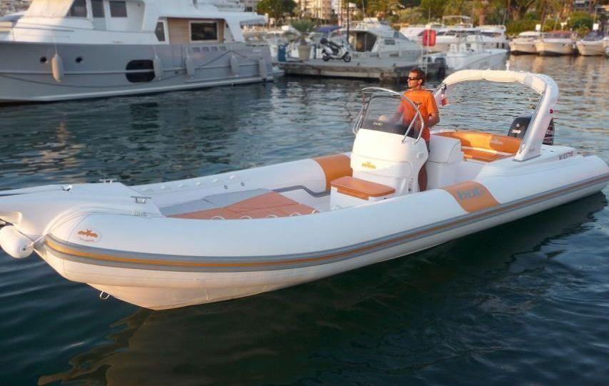 rent a RIB Cannes Film Festival superyacht tender