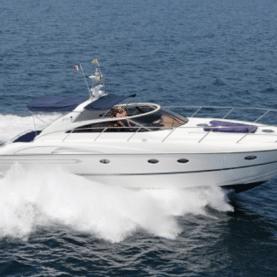 Princess Yacht Rental Saint Tropez - V50