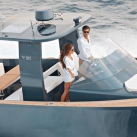 Luxury tender Saint Tropez