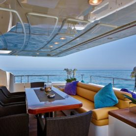 Luxury superyacht hire French Riviera