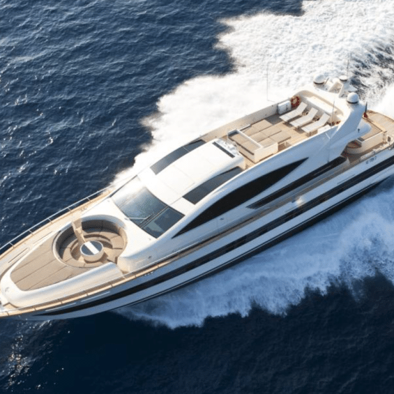 luxury yacht charter Naples