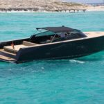 rent a VanDutch 40 motor boat to hire on the French Riviera Cannes Antibes Saint Tropez Monaco