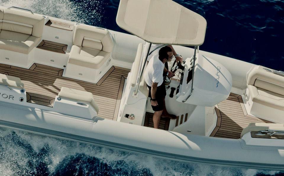 Barracuda LX luxury super yacht tender