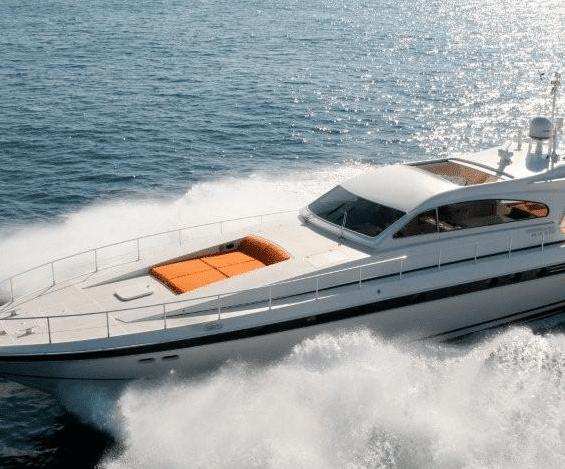 Africa dream leopard yacht charter Monaco