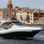 luxury tender rib rental Isola 63