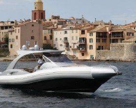 luxury tender rib rental Isola 63