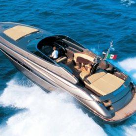 Riva rental luxury tender Cannes