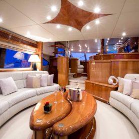 Sunseeker yacht charter Cote D'Azur