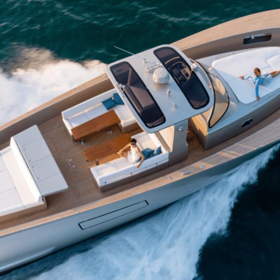 Luxury Yacht Tender for charter
