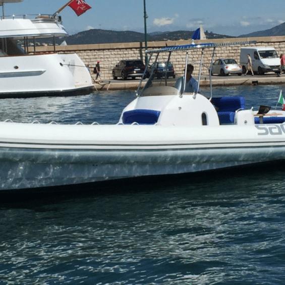 RIB Rental Saint Tropez Sacs Stratos 12