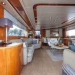 Yacht Solal for charter - inside