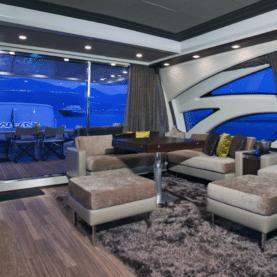 Yacht charter Nice Azimut 86 Nami