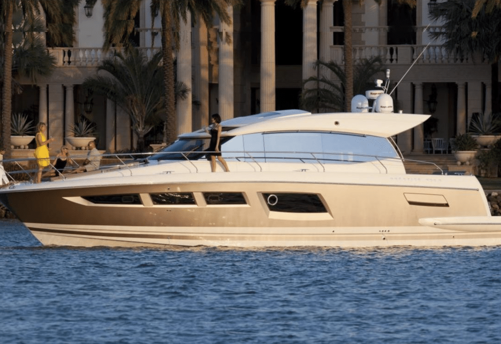 private yacht hire Cannes 212 Yachts yacht charter luxury motor boat rental