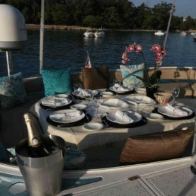 Yacht rental Antibes Cannes Golfe Juan Juan Les Pins charter
