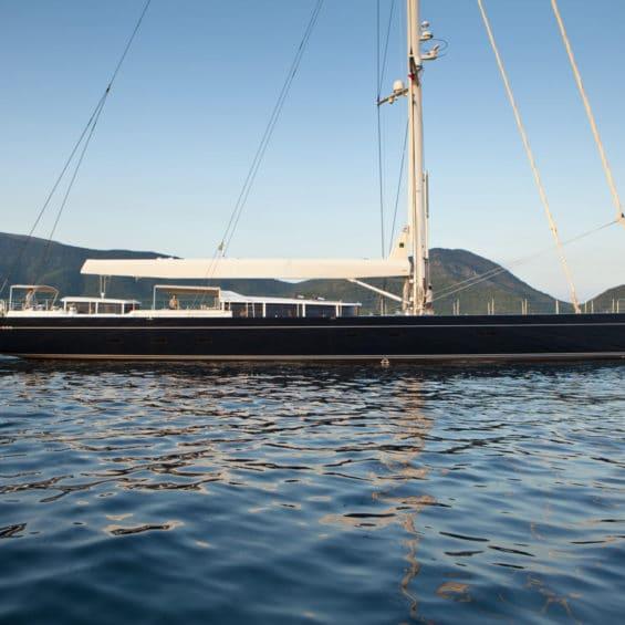 Palma Sailing yacht charter Cinderella IV
