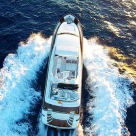 Ibiza superyacht charter Gota