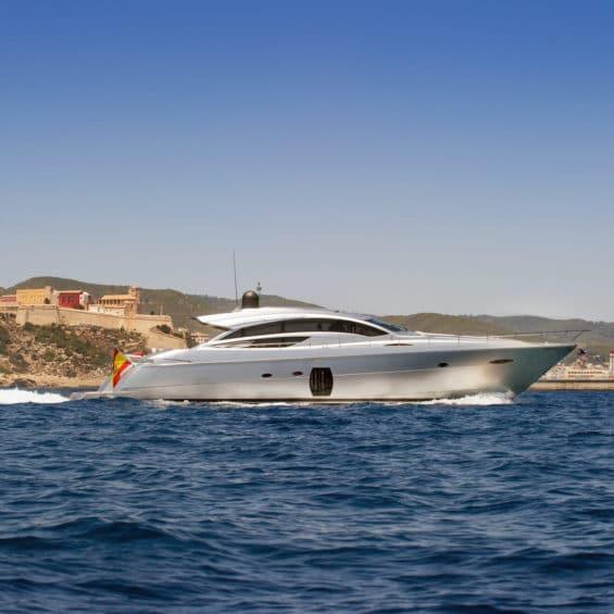 Yacht Rental Ibiza - Shalimar
