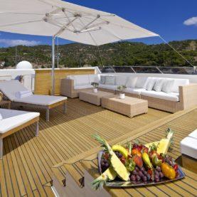 O'Leanna private yacht charter