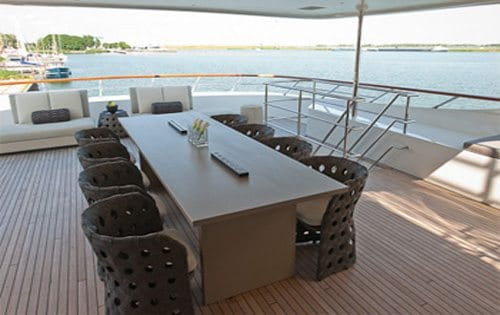 Superyacht charter Cannes - 43.50m Latitude
