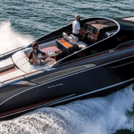 Riva for charter in Cannes
