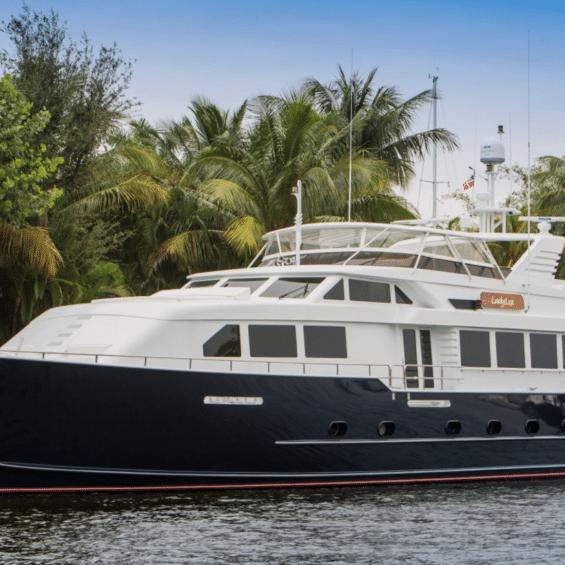 Lady Lex Bahamas yacht charter