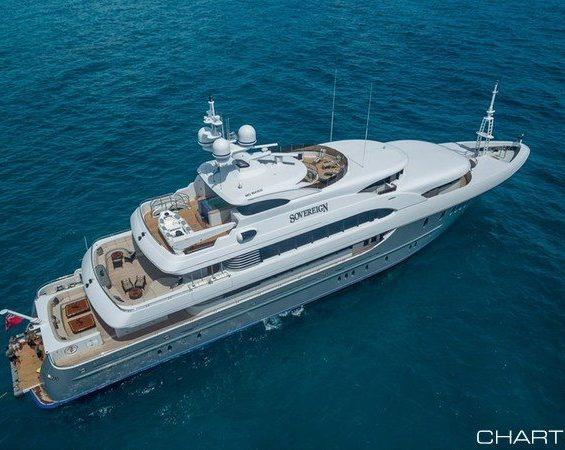 Sovereign at anchor
