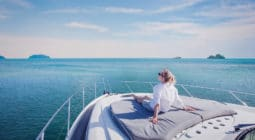 Chartering a Crewed Yacht in the Mediterranean
