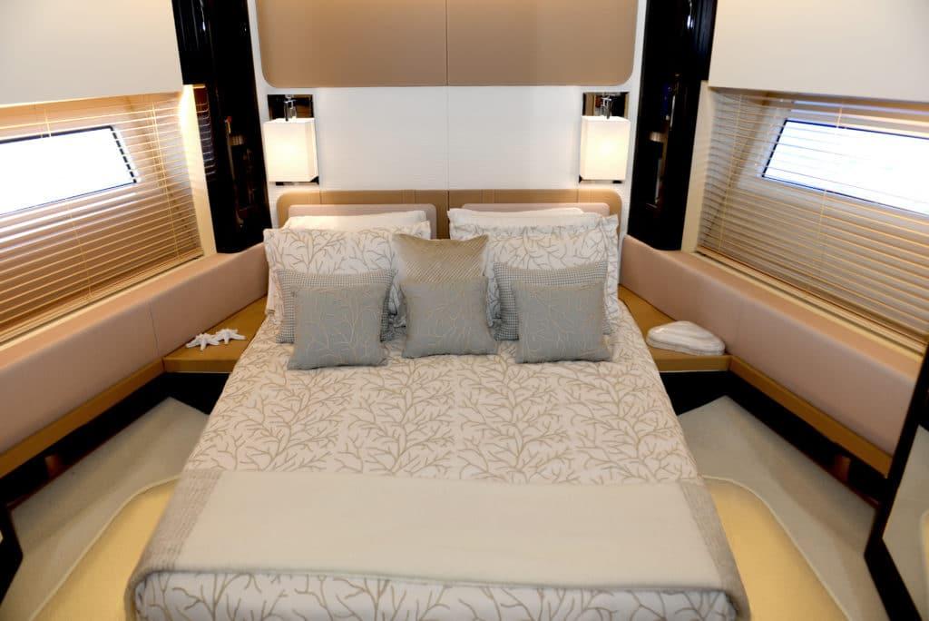Motor yacht Makani - double cabin