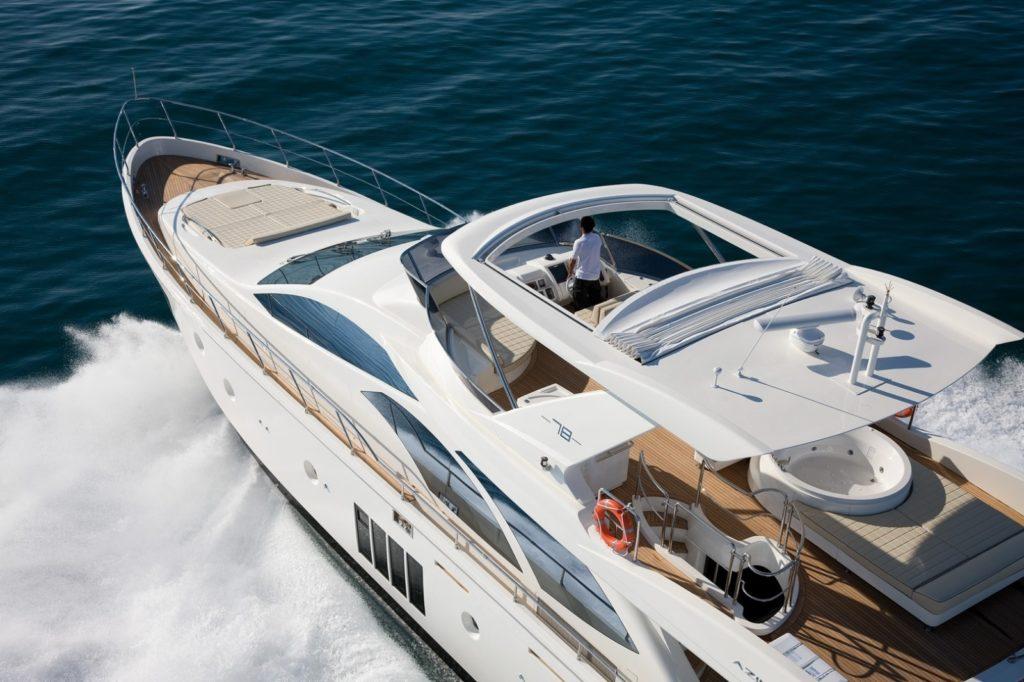Motor yacht Thor