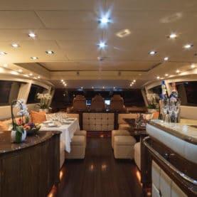 Yacht Orion I