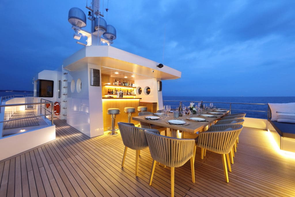 Yacht Charter Tanzu Expedition