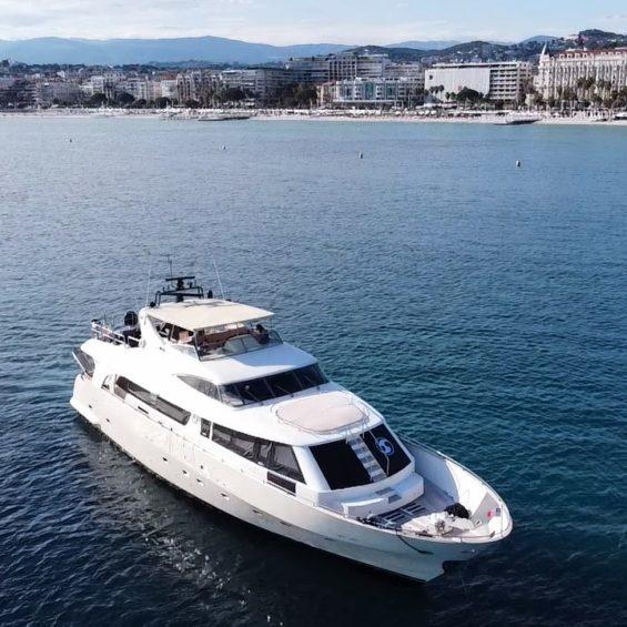 Yacht Gianetti Navetta '78